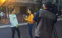 Treinamento de corrida matinal – Reportagem MSTV
