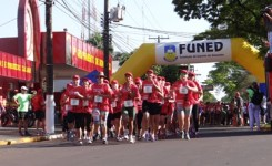1ª Corrida e Caminhada das Bombeiras – Dourados MS