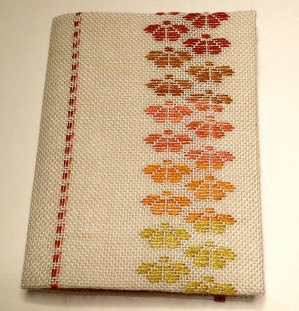 Kogin Embroidery Needle Case
