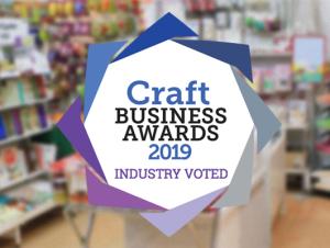 Craft Business Awards logo