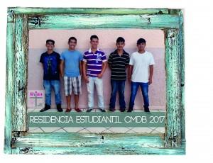 Primera Generación de Residencia Estudiantil de Mairo Don Bosco