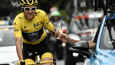 Photo of Geraint Thomas vence a 105.º Volta a França