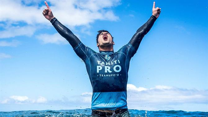 Photo of GABRIEL MEDINA É O NOVO CAMPEÃO MUNDIAL