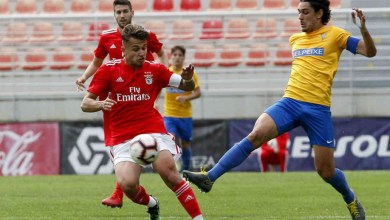 Photo of Benfica perde com o Estoril e afunda-se na tabela