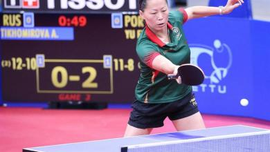Photo of Segundo ouro para Portugal. Fu Yu vence no ténis de mesa