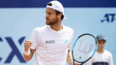 Photo of Ranking ATP: João Sousa sobe sete lugares