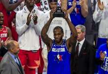 Photo of Equipa LeBron vence intenso All Star Game da NBA em nome de Kobe Bryant