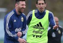 Photo of Di María: O convite a Lionel Messi e o 'animal' Cristiano Ronaldo