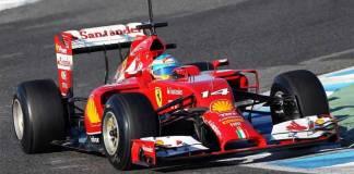 A Ferrari parece ter inventado outra das grandes inovau00e7u00f5es para a temporada 2014