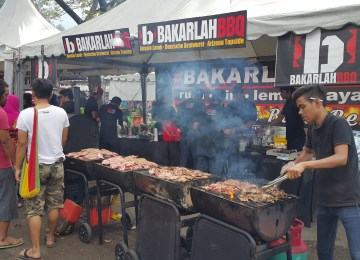 Food Mega Festival 2015 Review
