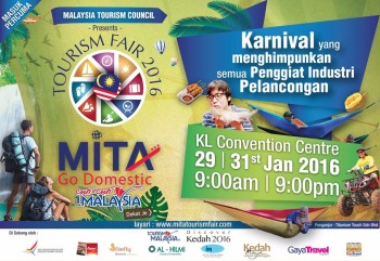 MITA Tourism Fair 2016