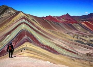 Gunung Pelangi | Ausangate Peru