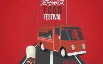 Selangor Food Festival 2016 | Stadium Shah Alam