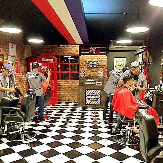 Edd The Barber