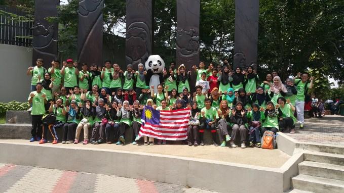 Sukarelawan Zoo Negara