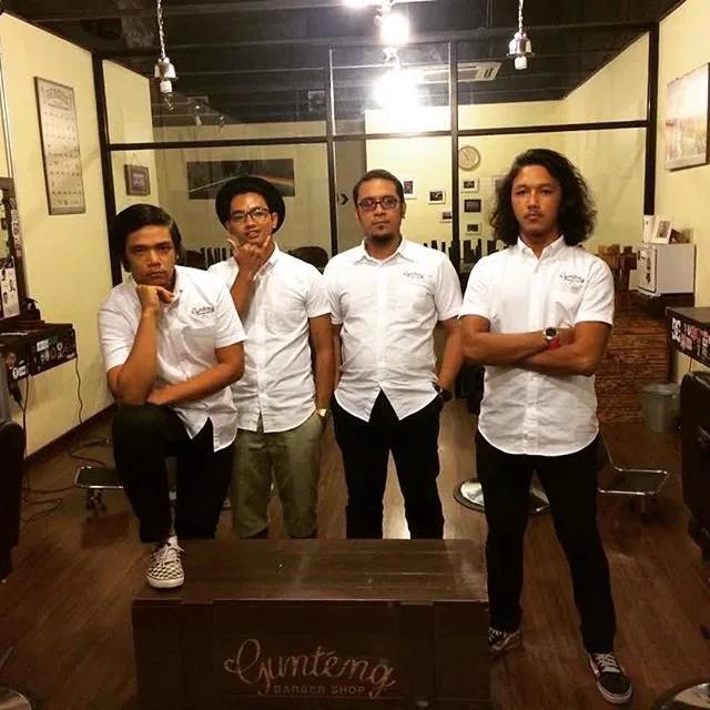 Gunteng Barber Shop
