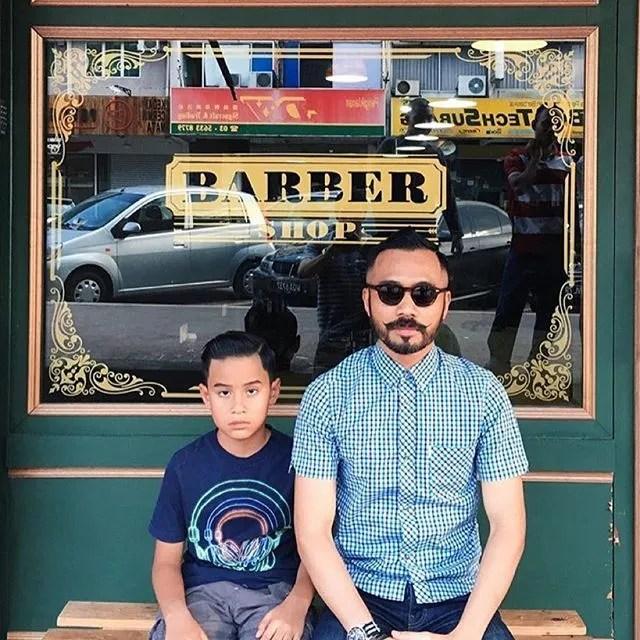 Wak Doyok Barber Shop