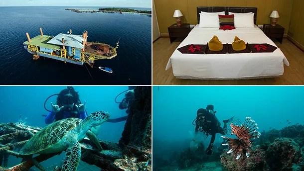 Seaventures Dive Resort Sabah - 2