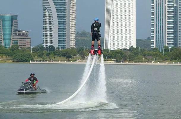 Flyboard Putrajaya