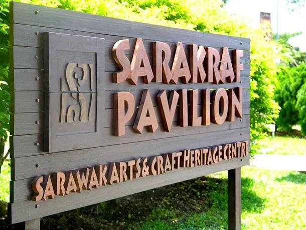 Sarakraf Pavillion