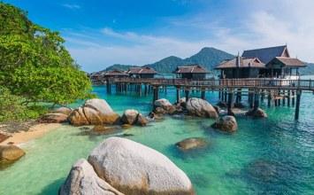 13 Hotel Terapung Di Malaysia Yang Menarik Untuk Pengalaman Bermalam Di Atas Air