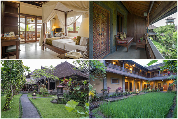 Bliss Bungalow Ubud Room