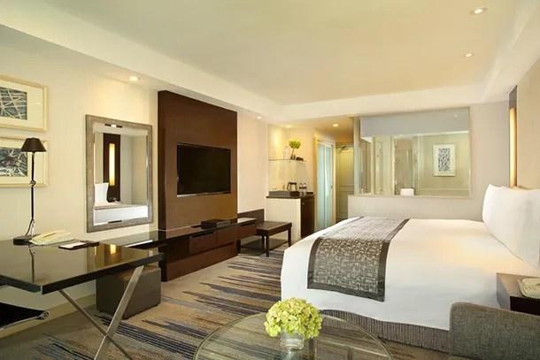 Intercontinental Kuala Lumpur- Room Image