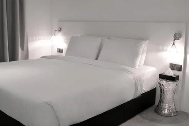 Melange Hotel Rooms