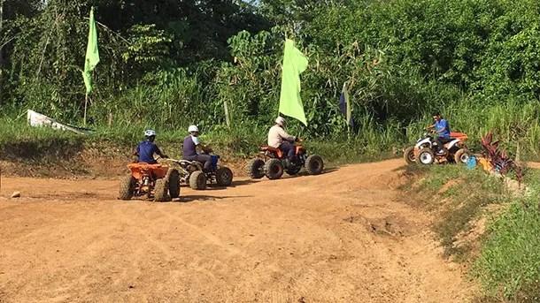 ATV Maneq Hills Adventure