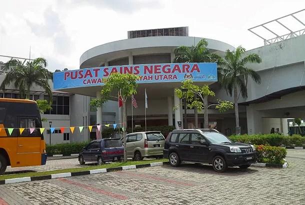 Pusat Sains Negara Wilayah Utara