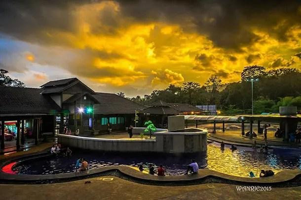 Ulu Lenggong Hot Springs
