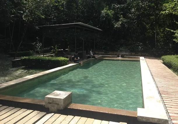 Sekeping Serendah - Pool View