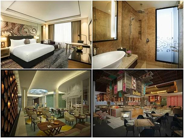 Amari Hotel Johor Bahru - Room Image