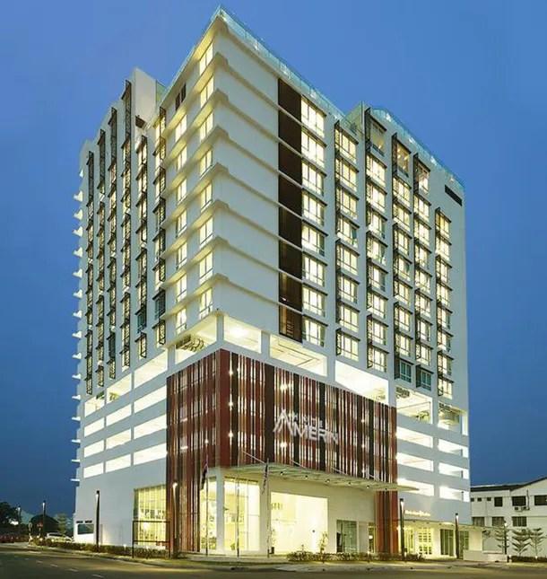 Amerin Boutique Hotel Johor Bahru - Main Image