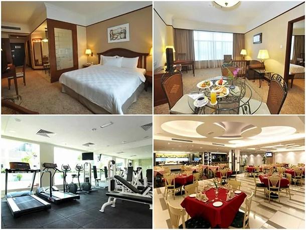 Grand Bluewave Hotel Johor Bahru - Main Image