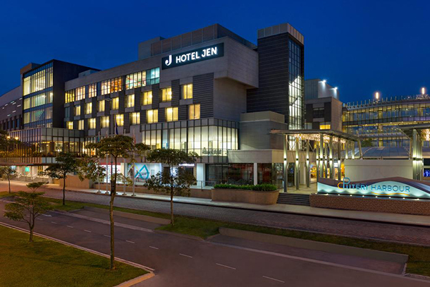 Hotel Jen Puteri Harbour - Main Image