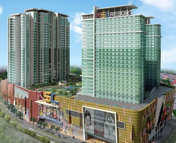 KSL Hotel & Resort - Johor Bahru