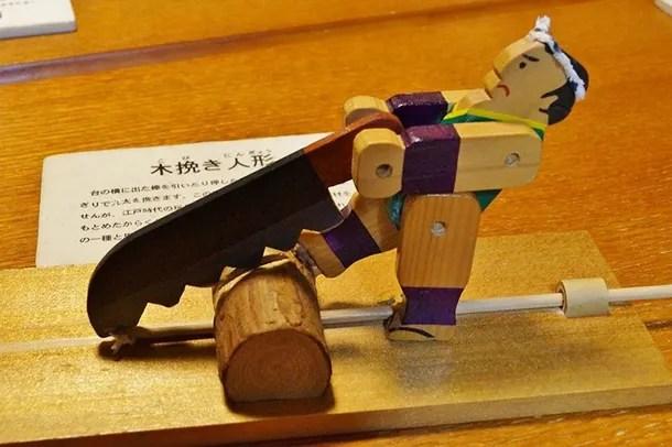 Naramachi Mechanical Toy Museum