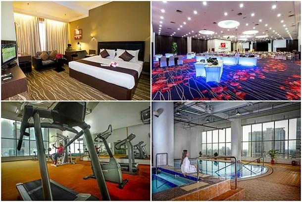 New York Hotel Johor Bahru - Room Image