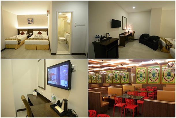 Sunrise Hotel Petaling Jaya - Room Image