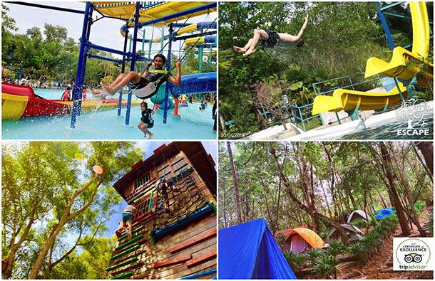 Escape Waterplay Park - Attractions Image