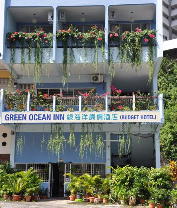 Green Ocean Inn Batu Ferringhi - Main Image