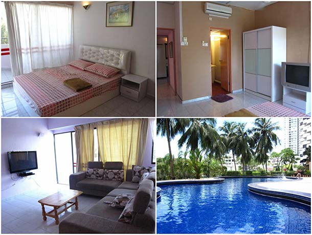 Holiday Homestay Penang @ Batu Ferringhi - Room Image