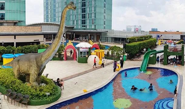 KSL Theme Park Dinosaur Alive - Main Image
