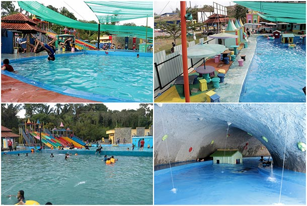 Kubang Gajah Mini Waterpark Temerloh - Attractions Image
