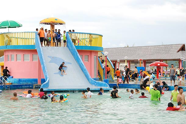 Marina Water Park - Attractions Image