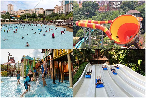 Sunway Lagoon Park - Attractions Image