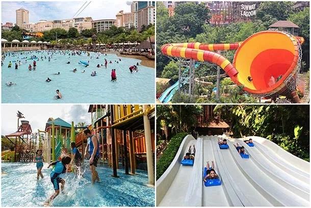 Sunway Lagoon Park - Attractions Image