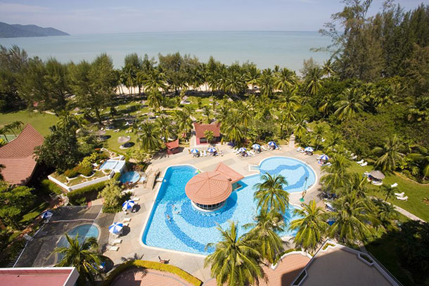 The Bayview Beach Resort Batu Ferringhi - Main Image