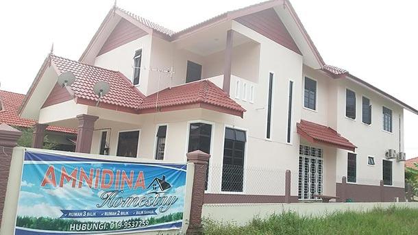 AmniDina Apartment Kuala Terengganu - Main Image